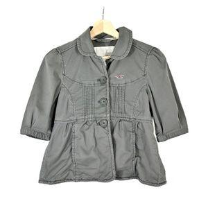 HOLLISTER Peplum Jacket